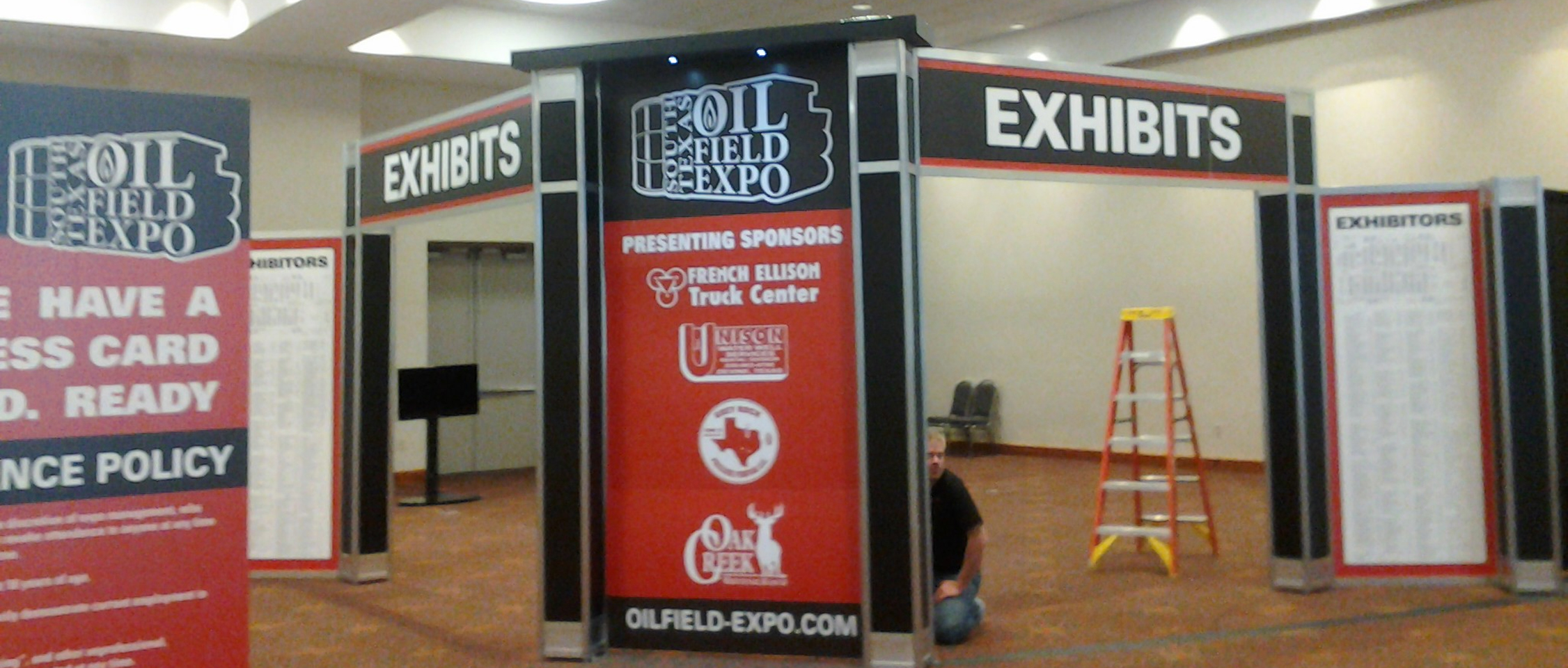 oil field expo
